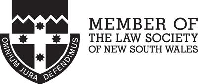 Law Society NSW | Cathy Stevenson & Associates Richmond Lawyer